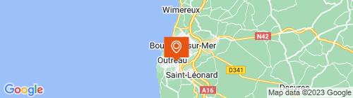 Emplacement centre MonControleTechnique.fr d'Outreau