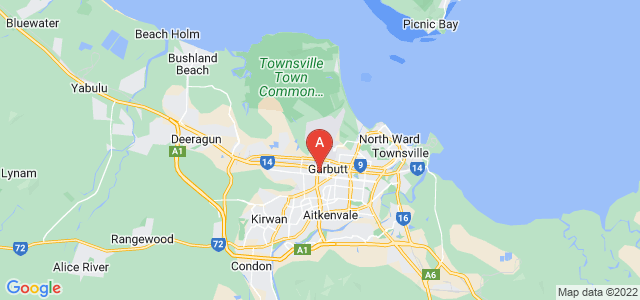 Google static map for Garbutt
