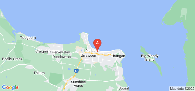 Google static map for Scarness