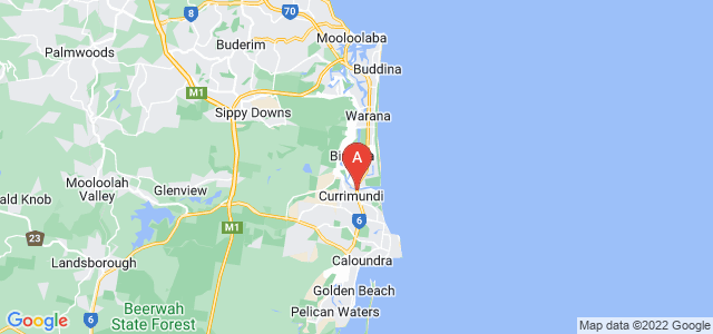 Google static map for Currimundi