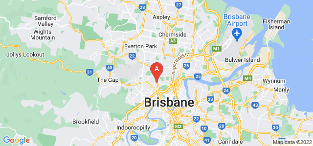 Google static map for Ashgrove