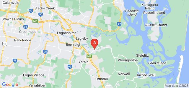 Google static map for Stapylton
