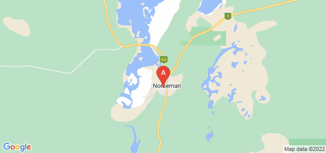 Google static map for Norseman