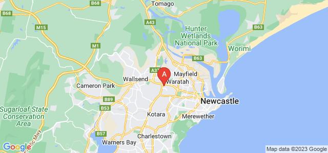 Google static map for Lambton