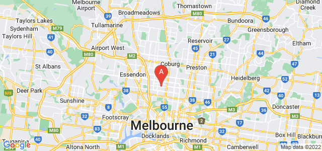 Google static map for Brunswick