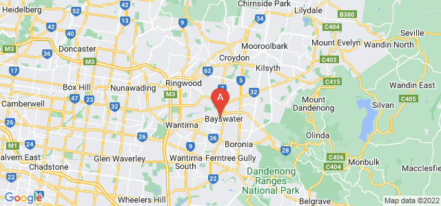 Google static map for Knox