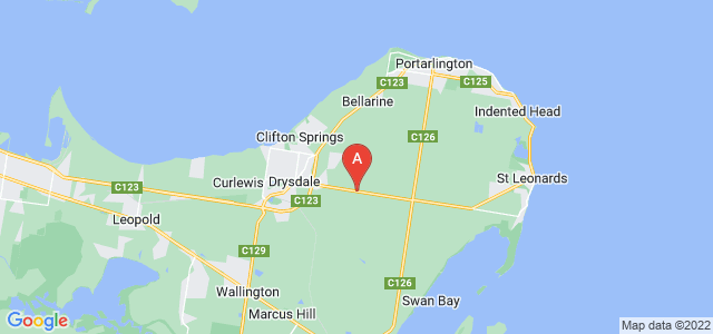 Google static map for Drysdale