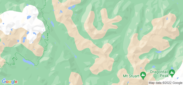 Google static map for Washington