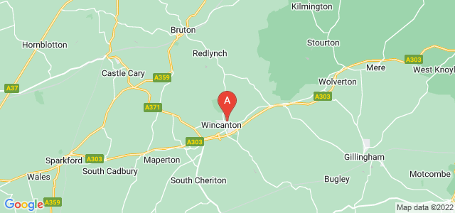 Google static map for Wincanton