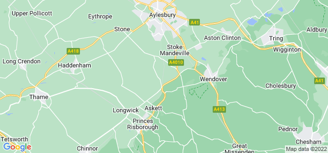 Google static map for Abbey Wood