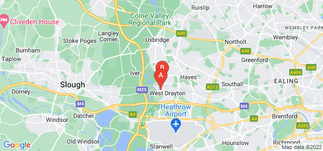 Google static map for Drayton
