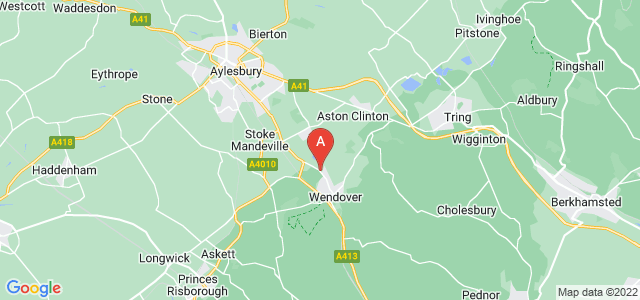 Google static map for Wendover