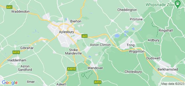 Google static map for Buckingham