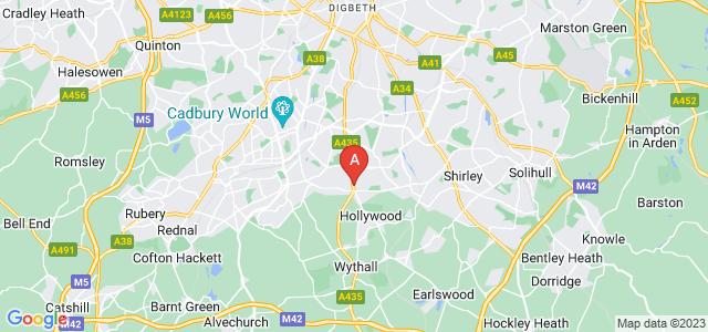 Google static map for Maypole