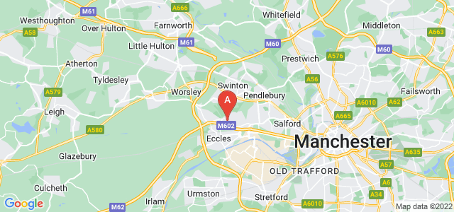 Google static map for Monton