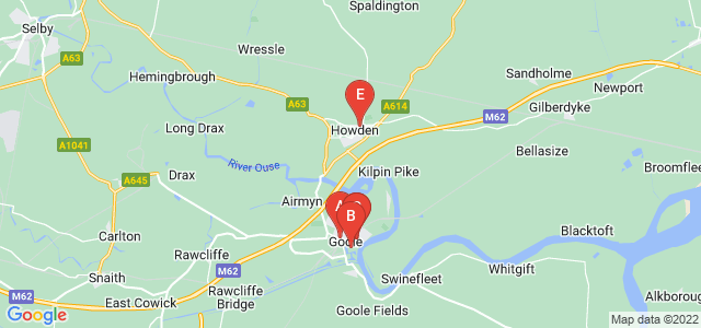 Google static map for Goole