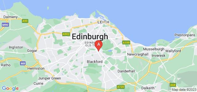Google static map for Newington