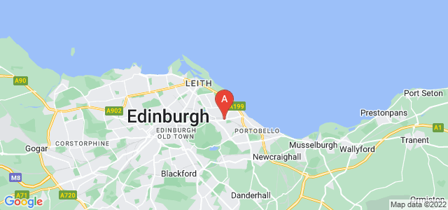 Google static map for Piershill