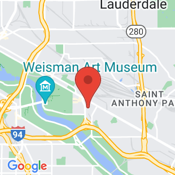 Google Maps: 2508 Delaware St SE Minneapolis, MN 55414