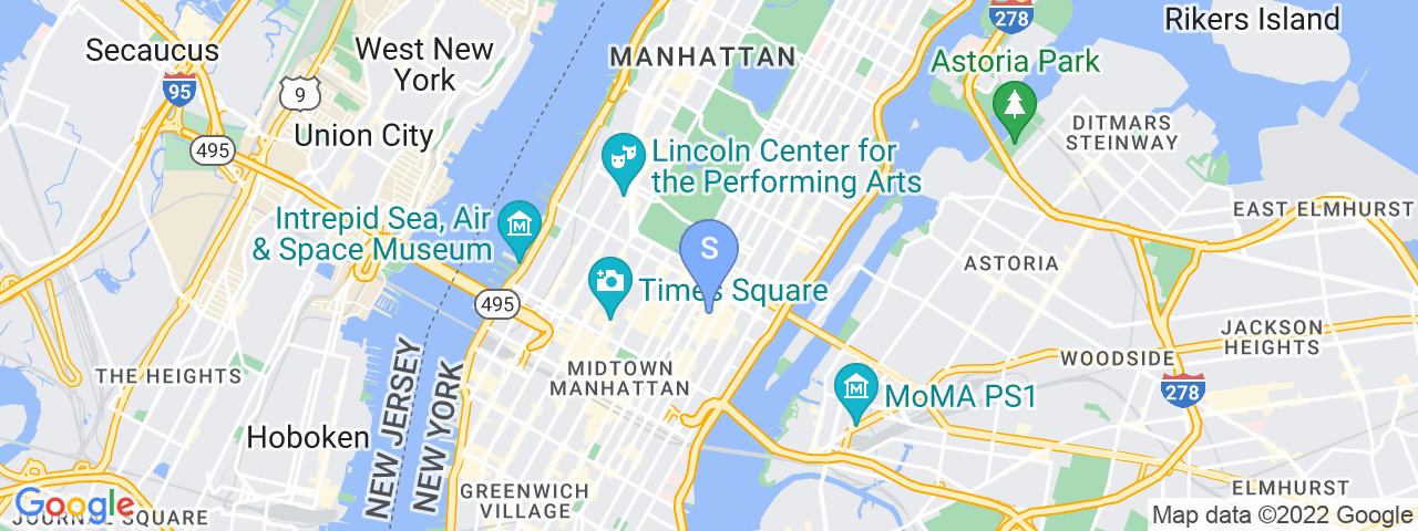 Map Location for CitiGroup Center