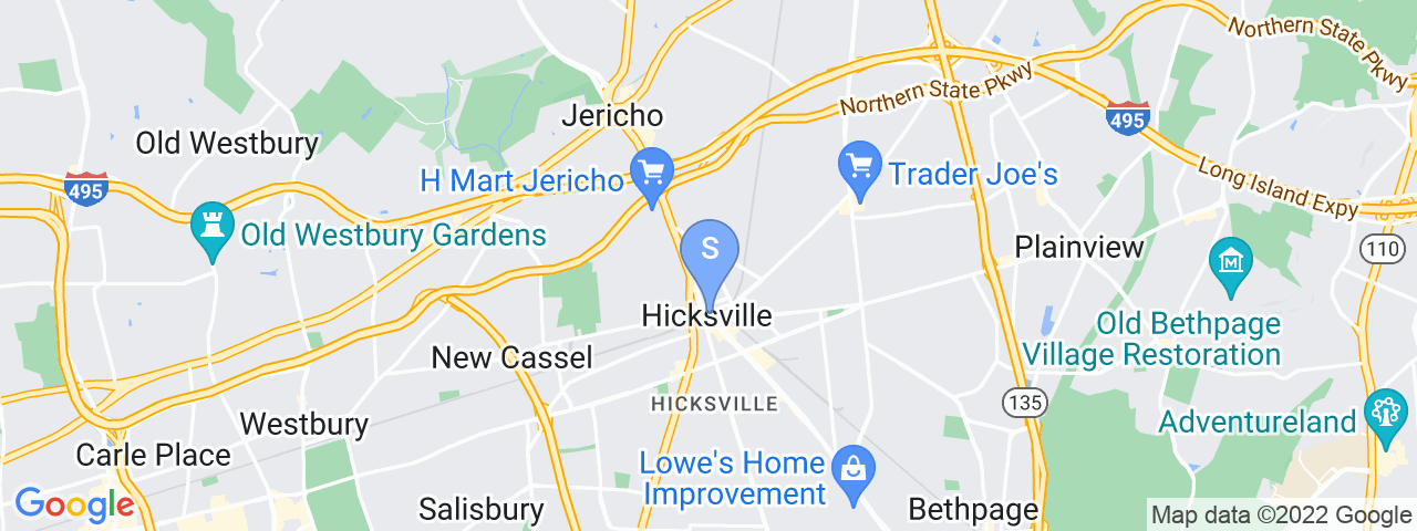 Map Location for WorkSmart Coworking Space