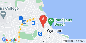Google static map for George Hartnett Funerals, Wynnum