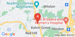 Google static map for White Lady Funerals, Kelvin Grove