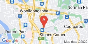 Google static map for Simplicity Funerals, Woolloongabba