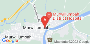 Google static map for McGuiness Funerals, Murwillumbah