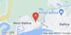 Google static map for Parkview Funeral Home, Ballina