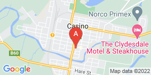 Google static map for Parkview Funeral Home, Casino