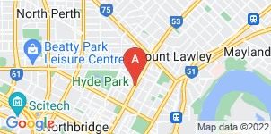 Google static map for Bowra & O'Dea, Highgate