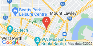 Google static map for Low Cost Funerals