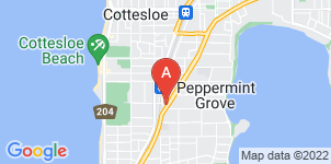 Google static map for Bowra & O'Dea, Cottesloe