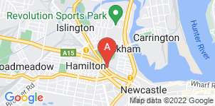 Google static map for Pettigrew Family Funerals, Newcastle West