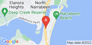 Google static map for White Lady Funerals, Narrabeen