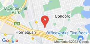 Google static map for Gregory & Carr Funerals, North Strathfield