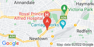 Google static map for Bull WN Funerals