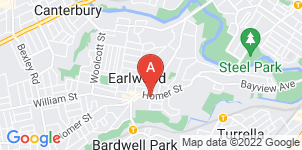 Google static map for Acropolis Funeral Services, Earlwood