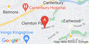 Google static map for Divinity Funerals
