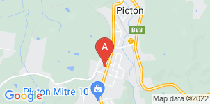Google static map for William R Groves, Picton