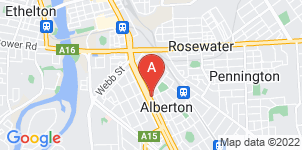 Google static map for Alfred James Funeral Home, Alberton