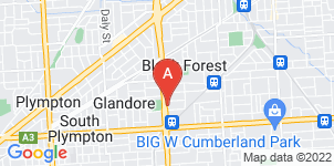 Google static map for Simplicity Funerals, Black Forest