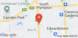 Google static map for Alfred James Funeral Home, South Plympton