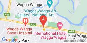 Google static map for Daniel Woods Funeral Care