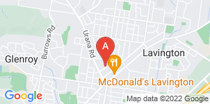 Google static map for Acacia Funerals