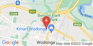 Google static map for Conway Funeral Home