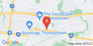 Google static map for Abbey Funerals