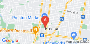 Google static map for Ern Jensen & Sons Funeral Directors, Preston