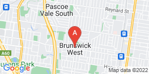 Google static map for M Dubock Pty Ltd Funerals